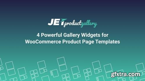 JetProductGallery v1.1.0 - Represent Product Images in Form of Convenient Gallery For Elementor