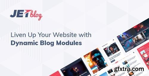 JetBlog v2.2.1 - Blogging Package for Elementor Page Builder