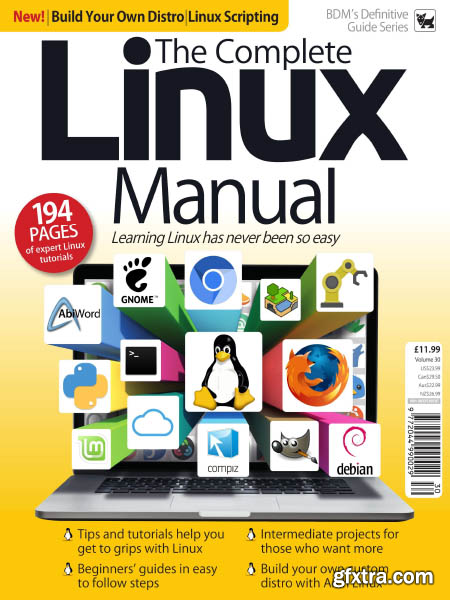 The Complete Linux Manual – Volume 30, 2019