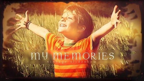 Videohive - My Memories