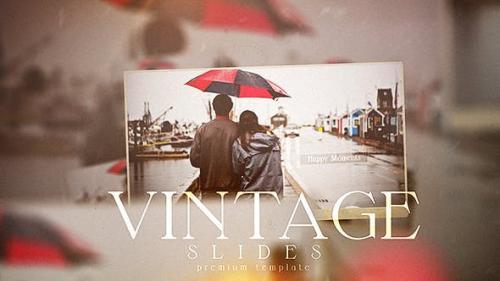Videohive - Vintage Slides