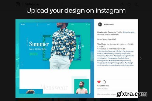Instagram Banner Pack