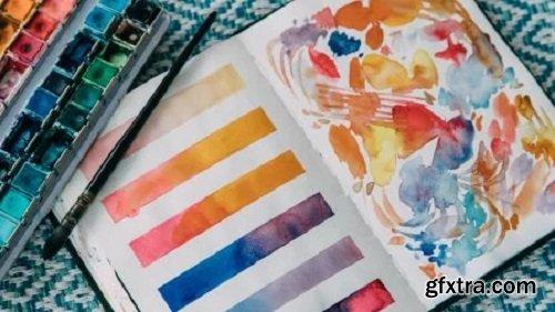 Watercolor Sketchbook Practices (Beginner Friendly!)