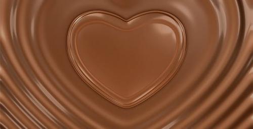 Videohive - Chocolate Valentine Heart