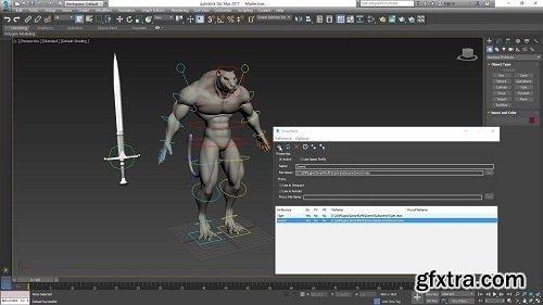 SmartRefs 1.04.02 for 3ds Max 2014 - 2020
