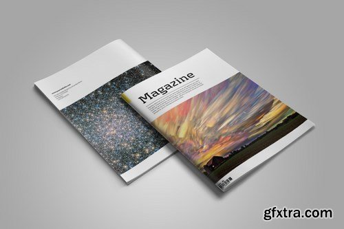 Magazine Template Vol. 9
