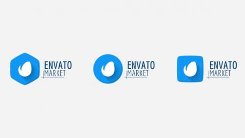 Videohive - Clean Fast Logo Reveal