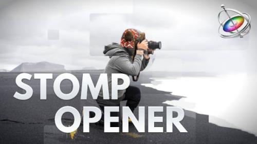 Videohive - Stomp Opener