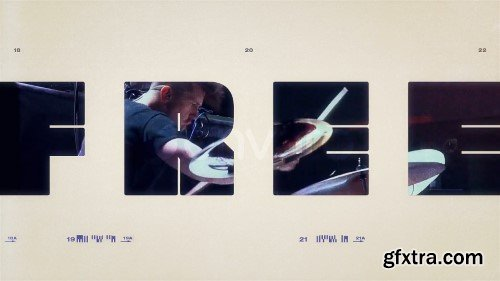 Videohive Music Promo 25115734