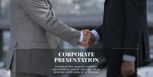 Videohive - New Line - Corporate Presentation