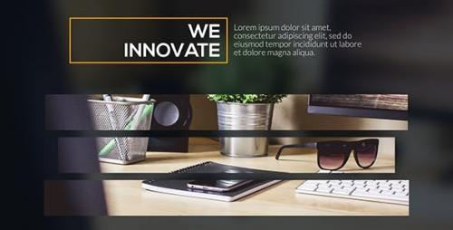 Videohive - Growth of Lines - Corporate Promotion