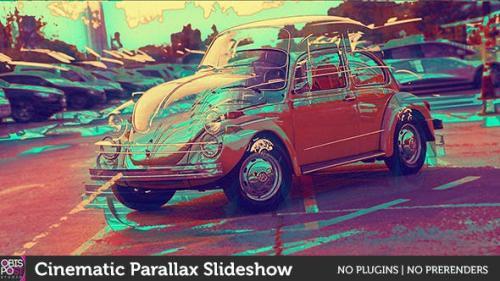 Videohive - Cinematic Parallax Slideshow