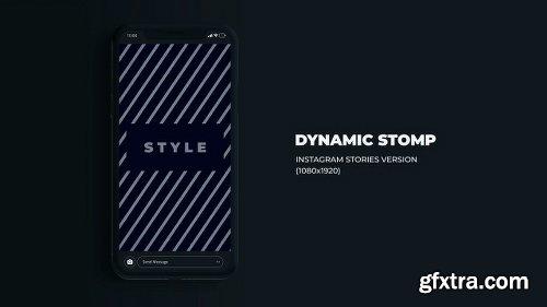 Videohive Dynamic Stomp Opener 22598087