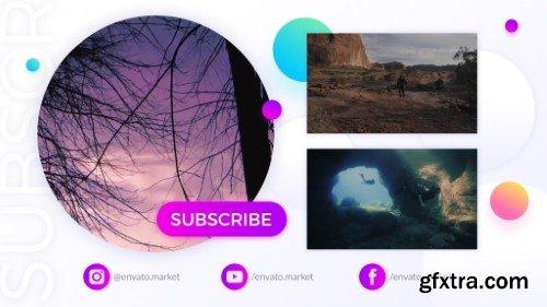 Videohive Trendy Clean Promo 21298106