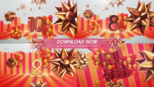 Videohive - New Year 2020 Countdown l New Year Celebration Template