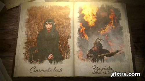Videohive Your Story Book 24063909