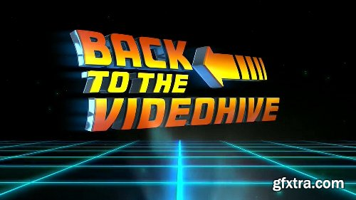 Videohive Logo From The Past 24780009