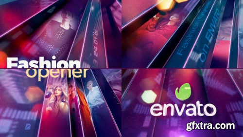 Videohive Fashion Opener 21997538
