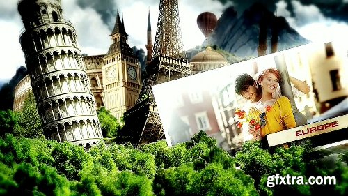 Videohive World Travel Guide 7972689