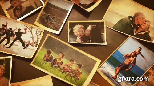 Videohive Lovely Memories 21257090