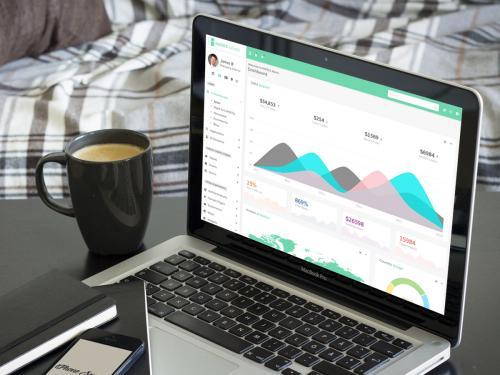New Admin Dashboard - new-admin-dashboard