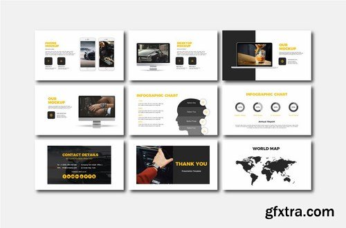 Sultan - Powerpoint Google Slides and Keynote Templates