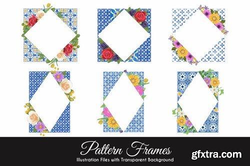 Vector Pattern Illustrations