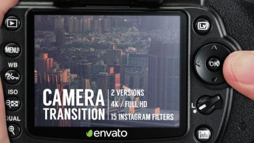 Videohive - Camera Transition