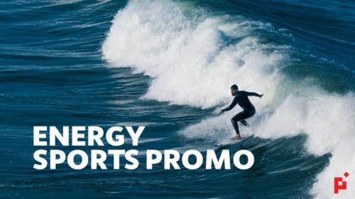 Videohive - Energy Sport // Dynamic Promo - 23264956