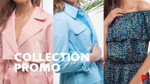 Videohive - Fashion Brand // New Collection Promo