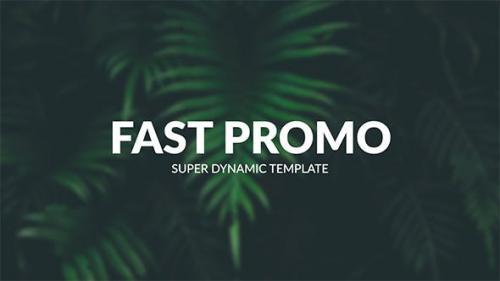 Videohive - Fast Promo