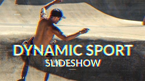 Videohive - Dynamic Sport Slideshow