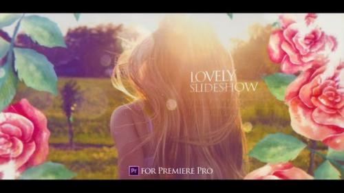 Videohive - Lovely Slideshow for Premiere Pro - 25550034