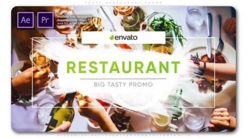 Videohive - Tasty Restaurant Promo