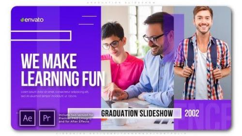 Videohive - Graduation Slideshow