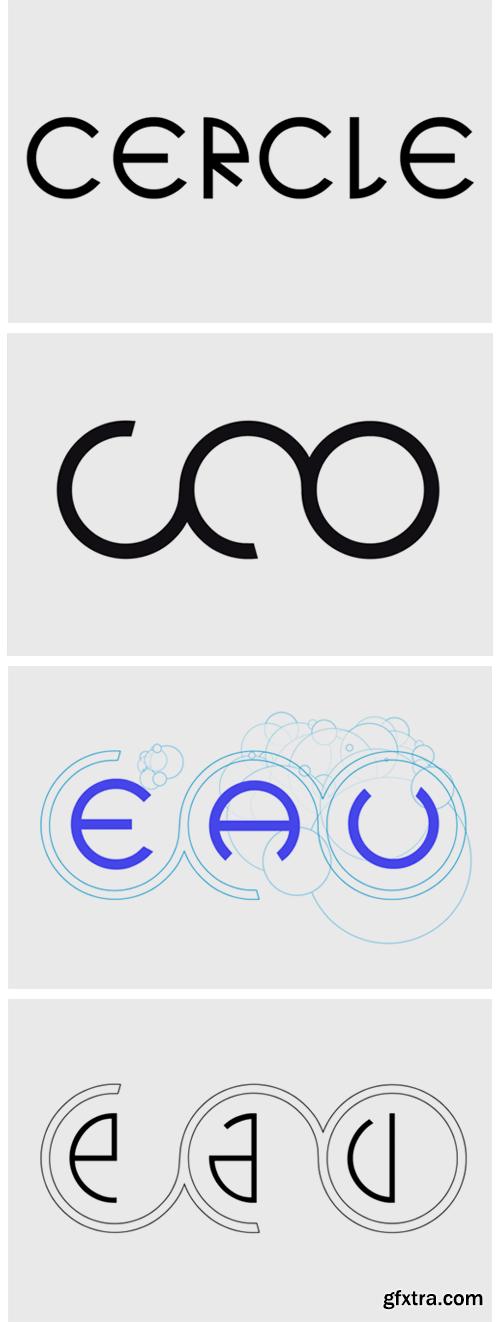 Cercle Font