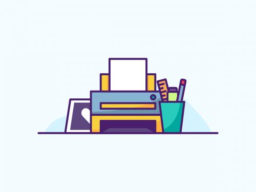 Office Illustration - office-illustration-0c636218-10c9-4452-9f35-667bbbc85fac