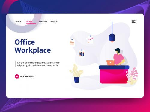 Office Workplace - office-workplace