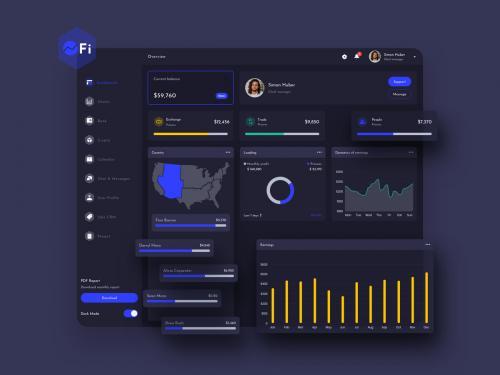 OFi Finance Dashboard Ui Dark - FP - ofi-finance-dashboard-ui-dark-p