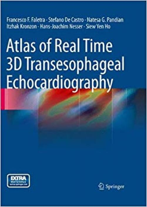 Atlas of Real Time 3D Transesophageal Echocardiography - 1849960828