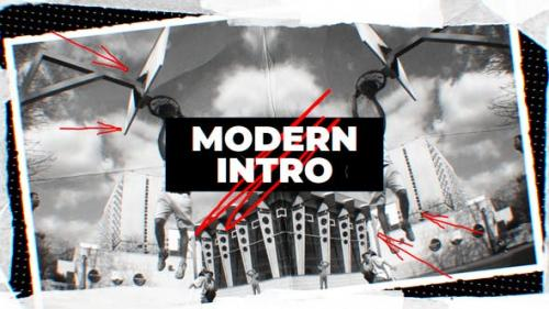 Videohive - Modern Energetic Intro