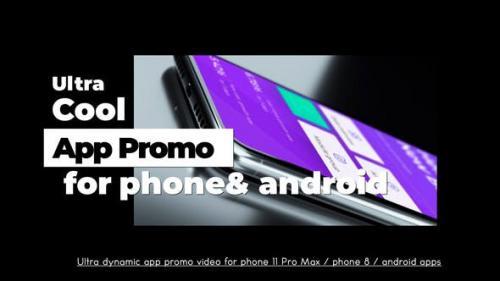 Videohive - Ultra Cool App Promo