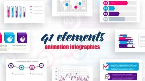 Videohive - Infographics Vol.8