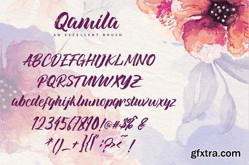 Qamila Font