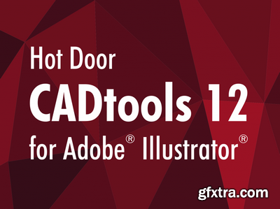 Hot Door CADtools 12.2.2 for Adobe Illustrator