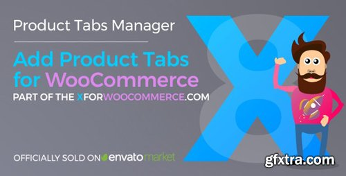 CodeCanyon - Add Product Tabs for WooCommerce v1.1.5 - 24006072