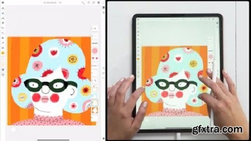 Digital Illustration: Using Adobe Fresco's Live Brushes to Create Beautiful Traditional Art