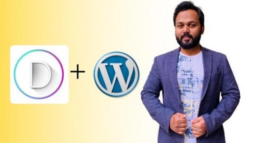 Udemy - WordPress for Beginners: Create WordPress Website with Divi