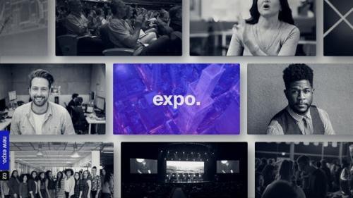 Videohive - Expo | Event Promo Slideshow
