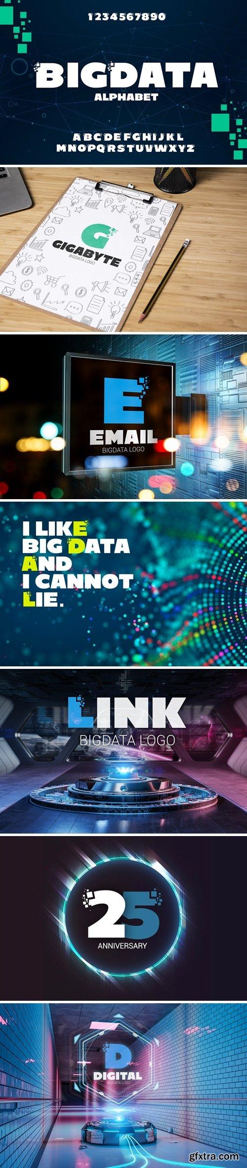 Big Data Alphabet